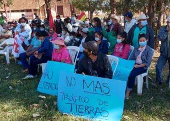 Representantes de indígenas, municipios y de privados llegaron a San Miguel