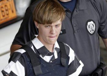Confirman condena a muerte de autor de masacre racista en iglesia de EEUU. Foto- BBC.