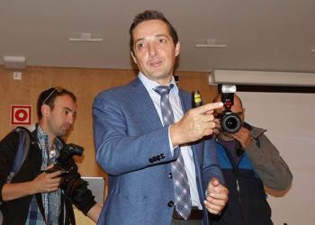 El docente español Manuel Corchado, que elaboró el informe para la Fiscalía de Bolivia. | dicyt,com