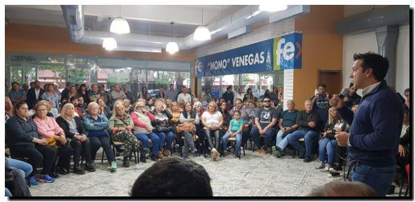 ELECCIONES 2019: Reunión plenaria del Partido Fe 2019
