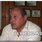 """EMERGENCIA HÍDRICA: """"El riego supera ampliamente la recarga de los acuíferos"""", expresó el geólogo Miguel González reafirmando las declaraciones de Guillermo Botella"""