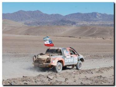 """DAKAR 2016: Perú, Bolivia y Argentina, el """"tríptico de los Andes"""""""