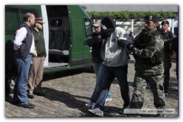 """OCTUBRE BLANCO: Berni dijo que se desbarató """"la mayor banda de drogas"""" del país"""