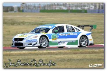 AUTOMOVILISMO: Buena carrera de Juan De Benedictis