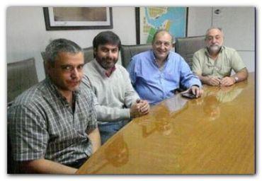 PUERTO QUEQUÉN: Pusieron en funciones a representantes de APDFA