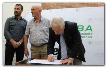 LA PLATA: Acuerdo para fortalecer el empleo en la provincia de Buenos Aires
