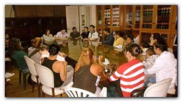 NECOCHEA: Concejales con vecinos de Barrios de Quequén