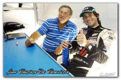 Juan De Benedictis invita al último Gran Premio