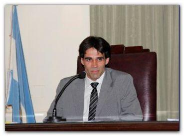 NECOCHEA: Facundo López presento en el HCD un proyecto para controlar la contaminación ambiental