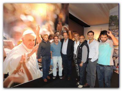 POLÍTICA: Gonzalo Diez en encuentro nacional del radicalismo