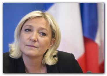 FRANCIA: Marine Le Pen quiere ser Evita