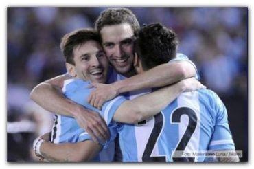 SELECCIÓN ARGENTINA: Argentina enfrenta hoy a Rumania con todas sus estrellas