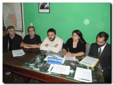 NECOCHEA: Proyecto para crear la Comisión del Fondo Educativo