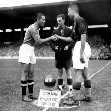 MUNDIALES: Francia 1938