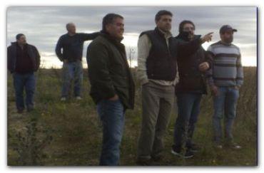 POLÍTICA: El concejal Fernando Kuhn visitó Juan N. Fernández