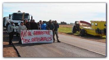PESCA: Se complica la solución para las lanchas amarillas de Puerto Quequén
