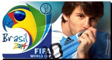 MUNDIAL 2014: Para llegar a la final con Brasil, Argentina debe terminar primera en su grupo