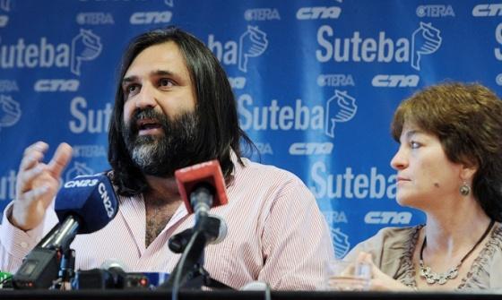 EDUCACIÓN: Baradel denunció que Vidal podría despedir a miles de docentes