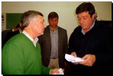 PORTUARIAS: Mariotto avanza en el proyecto de estatización parcial de puertos