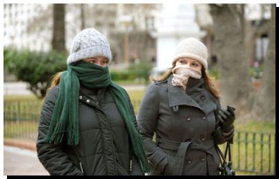 NECOCHEA: Frío polar para este fin de semana