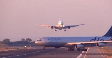 AVIACIÓN: En Barcelona investigan un incidente con un avión de Aerolíneas y uno de Rusia