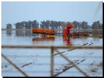 ALERTAN sobre posibles inundaciones