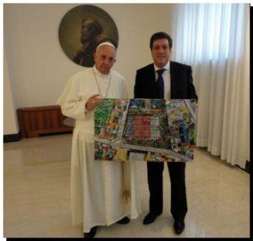 ROMA: Francisco le transmitió a Mariotto su respaldo a la gestión de la Argentina ante los fondos buitre