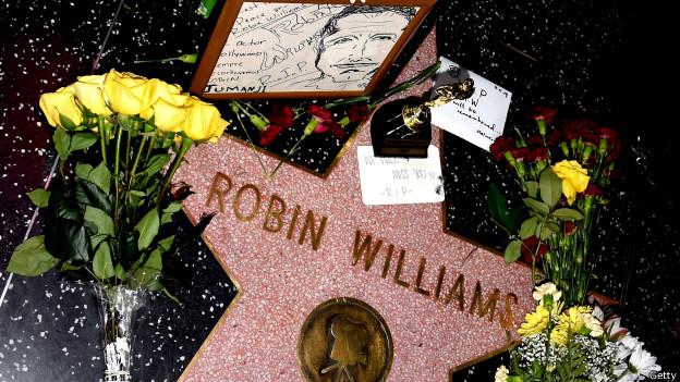 PESAR: Robin Williams murió ahorcado con un cinturón