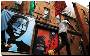 EEUU: La policía mata a un ciudadano negro que intentaba robar una tienda en Saint Louis
