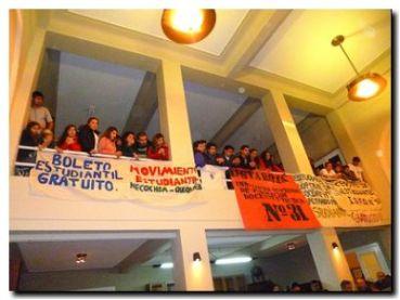 NECOCHEA: Boleto estudiantil. Centros pidieron su aplicación