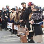 BERISSO: Desembarco Simbólico de Inmigrantes