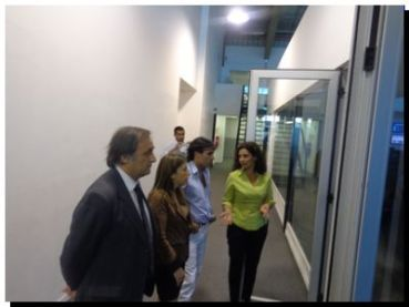 POLÍTICA: El concejal López visitó Tigre. Tema: Seguridad