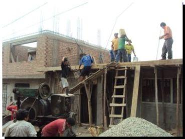 NECOCHEA: Auto construcción de viviendas. Cursos de capacitación