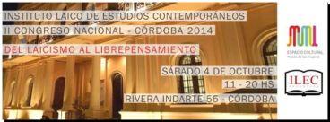 CÓRDOBA: II Congreso Nacional del ILEC