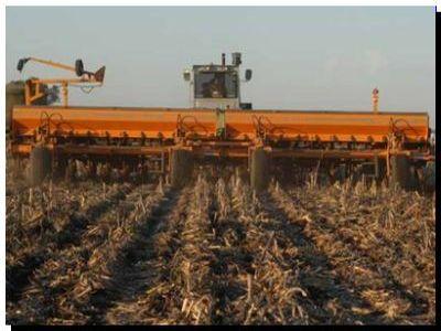AGRO: La siembra directa no genera inundaciones, dice Agroindustria
