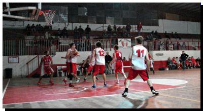 DEPORTES: Se desafecto a Huracán de Necochea de los Torneos Oficiales de básquet