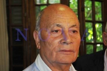 Nuevo ataque a Gerónimo Venegas desde sus propios medios