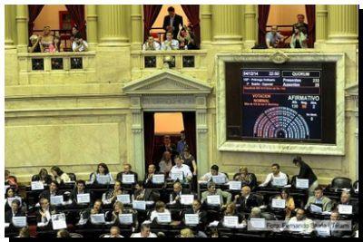 LEGISLATURA: Proyecto sobre la AFI