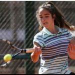 La necochense Eugenia Ganga es la tenista Nº1 en categoria sub 16
