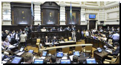 CLUBES DEPORTIVOS: Diputados aprobó proyecto para fomento y protección