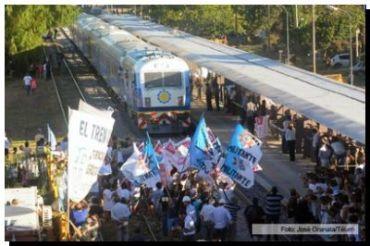 TRANSPORTE: Los puntos más importantes de la ley de estatización de trenes