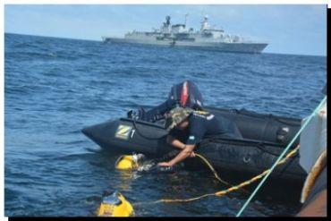TRAGEDIA: El cuerpo hallado es de uno de los tripulantes del San Jorge I