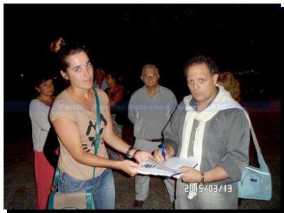 POLÍTICA: Fuertes declaraciones del dirigente Martín Orlando