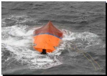 TRAGEDIA: Continúa la búsqueda de la tripulación del barco hundido en Villa Gesell