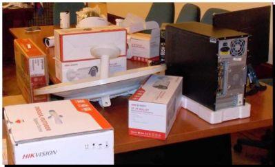 NECOCHEA: Se compraron 15 cámaras de seguridad