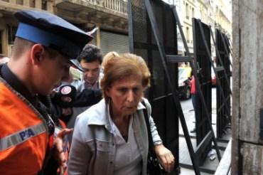 CASO NISMAN: Allanaron la casa de la madre de Nisman y encontraron una de las armas del fiscal