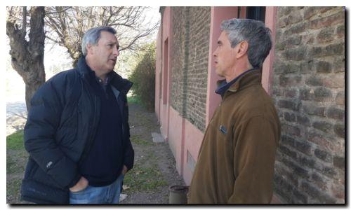ELECCIONES 2015: Leo Ruggiero sigue recorriendo localidades