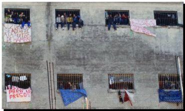 INFORME: Récord histórico de personas detenidas en las cárceles bonaerenses