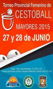 CESTO: Torneo Provincial en La Plata 27 y 28 de junio