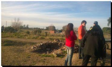 ELECCIONES 2015: Facundo López sigue recorriendo los barrios de Necochea y Quequén